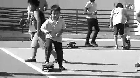 Emerica Wild in the Streets(回归街道)2011 LA 世界滑板日