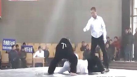 【侯韧杰  TaiJi  精华篇】之陈沟人的对抗赛5