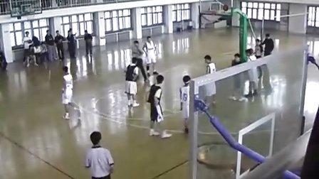 哈师大附中06年校际篮球赛决赛