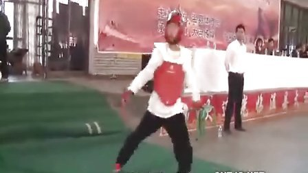 【侯韧杰  TaiJi  精华篇】之陈沟人的对抗赛2