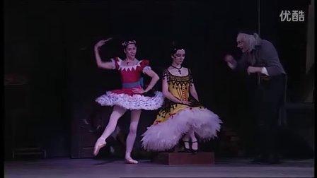 【唐吉尔看芭蕾】葛蓓莉娅Coppelia 第二幕女变奏(ROH)