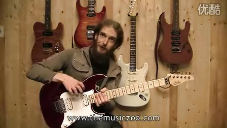Guthrie Govan On The Suhr Pro Series S6