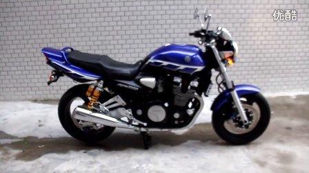 01年雅马哈XJR1300.