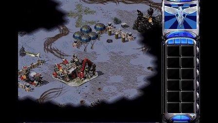 【PC】『红色警戒2尤里复仇』盟军07(脑-南极)