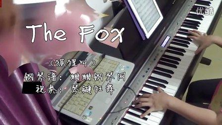 狐狸叫《the fox》钢琴_tan8.com