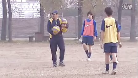 U14训练:三色8对4控球(博卡青年)
