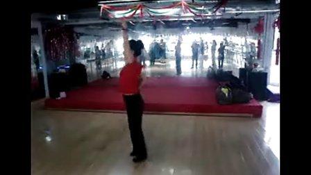傣族舞《彩云之南》。。华丽登场,丽丽舞蹈社