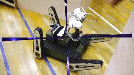 2011中国机器人大赛RoboCup救援机器人组第1集