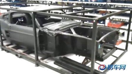 福特野马汽车制造制造野马汽车过程