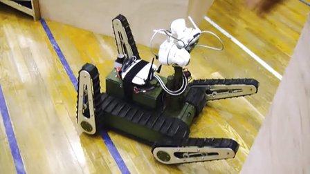 2011中国机器人大赛RoboCup救援机器人组第2集