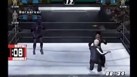 【FateZero】WWE圣杯争夺肉搏战