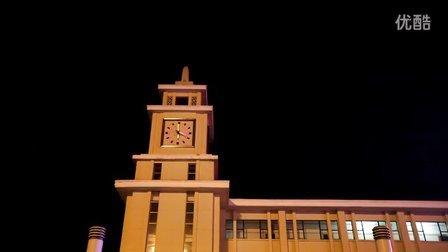太原火车站6:00报时钟声《东方红》