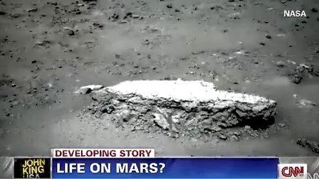 震惊人类的最新新闻!火星发现水源!12-10