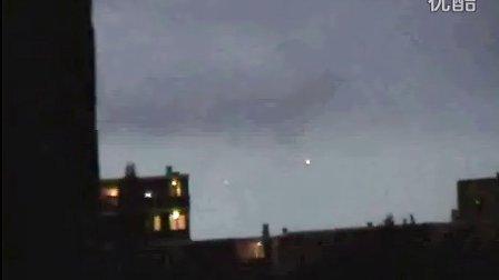 荷兰惊现UFO! - 8月30日2011年