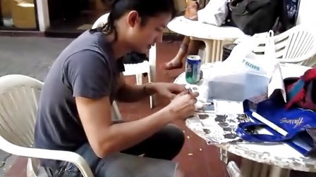 2011.12.30PM 安娜 with pae arak in thailand