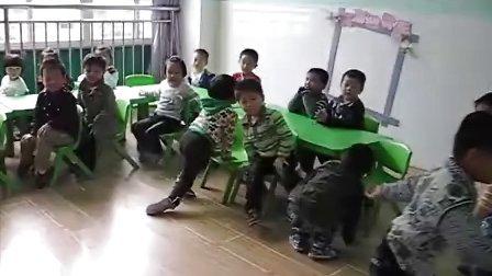 宝应实验幼儿园小六班围棋课《虎口》