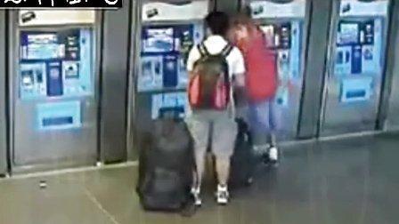 抢劫中国留学生,中国功夫扬威两黑人求饶