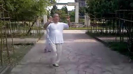 郝少如 真传版本 武式太极拳 96式 翟玉海大师(上)