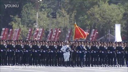 中国军队阅兵式
