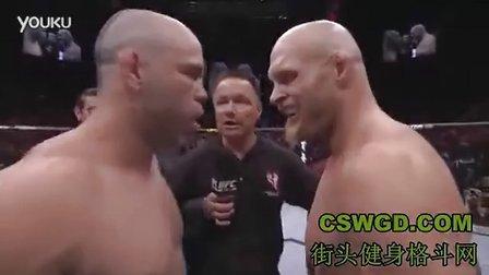 "UFC""猿人席尔瓦""最暴力的综合格斗KO集 格斗爱好QQ群: 314841374"