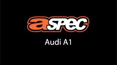 奥迪A1改A Spec排气