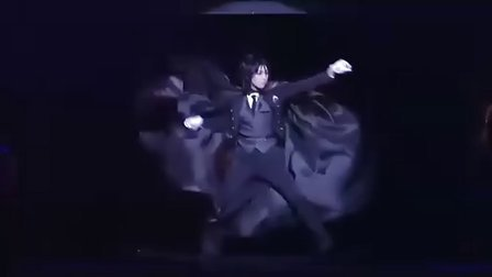 黑执事舞台剧 一千个灵魂与堕落的神