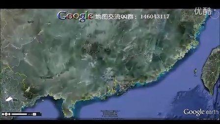 谷歌地图广州市