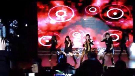20111204大连高校歌手小组赛-东北财经大学舞蹈表演