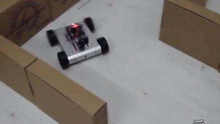 基于Arduino-4WD移动机器人视频展播