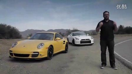 GTR vs 保时捷911