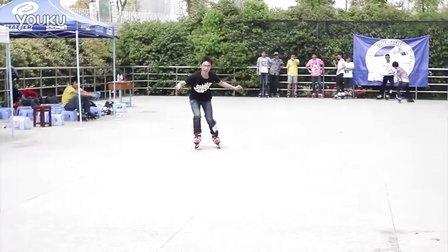 2012 宝狮莱杯 Powerslide 重庆公开赛 刹车练习