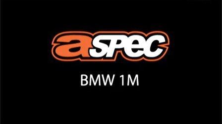 宝马1M Coupe改A Spec中尾段排气
