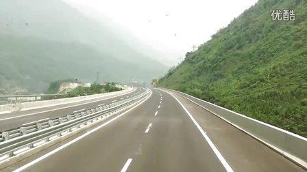 雅西高速全记录(9)干海子经栗子坪到石棉县城