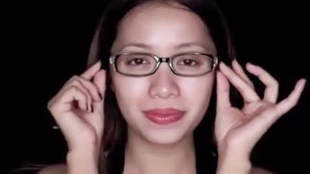 Michelle Phan眼镜妆工作妆教程超实用化妆技巧