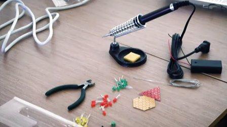 玩转LED工作——哈尔滨创客空间