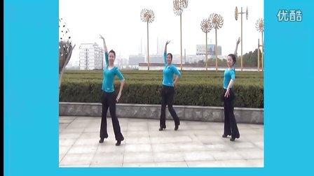 兰燕稻都广场舞:小狐仙(正反面演示)