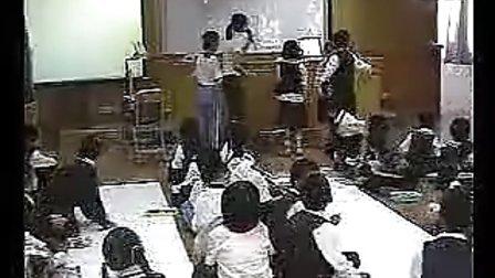 《小小手》小学一年级美术优质课教学实录展示