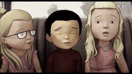 2012年昂西动画节最佳动画电影最受观众欢迎奖:皮肤的颜色:蜜【一起动画吧 分享】