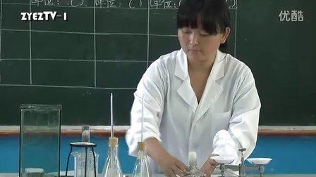 八下生物《测量花生仁的能量》张西媛