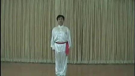 """""""幼儿武术推广操""""《精忠报国》"""