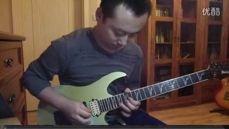 《教父》Godfather cover with ibanez rg 2570e