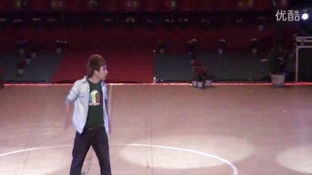 四川师范大学成都学院舞蹈学院第四届舞蹈节《永舞止境之门》
