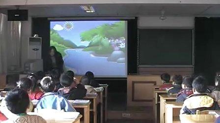 小学一年级语文优质课视频《语文小溪生病了》_季俊红