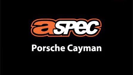 保时捷Cayman改A Spec排气