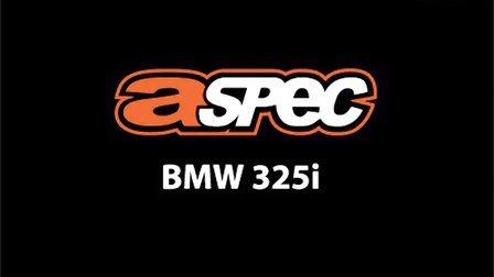 宝马325改A Spec排气
