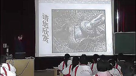动物行为八年级生物上册八年级初中生物优质课课堂实录录像课视频 4