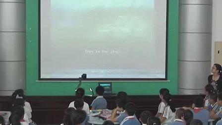 小学五年级英语《Cities around the world》教学视频南山附小黄洁华