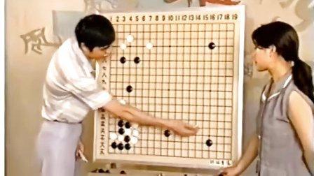 第4届中国名人战决赛5马晓春胜聂卫平(马晓春徐莹讲解)31