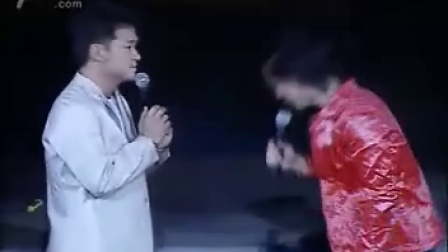 周华健-1999年任贤齐1st演唱会-天才白痴梦(VS任贤齐)