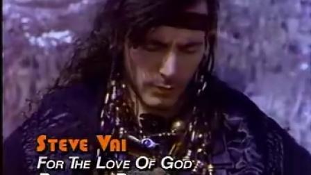 steve vai《为了上帝的爱》吉他之神的经典